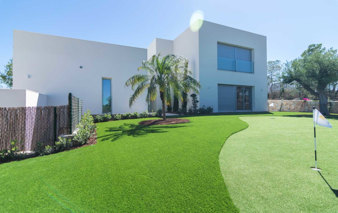 5 bedroom bespoke key ready villa on Las Colinas Golf & Country Club by Geosem