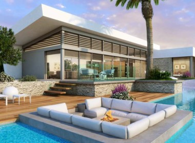 Mimosa Villa 26 on Las Colinas Golf & Country Club by Geosem