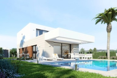 4 bedroom villas in Los Montesinos with private swimming pool - costa blanca - by Geosem