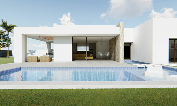 3 bedroom villa in La Cala in Javea by Geosem