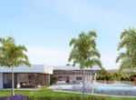 Mimosa villa 14 on Las Colinas Golf & Country Club by Geosem | Costa Blanca | Alicante