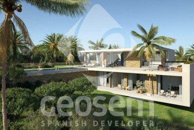 Exclusive Adelfa 4 bedroom villa on Las Colinas Golf by Geosem - alicante - costa blanca - spain